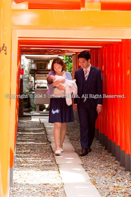 大阪ベビー写真、ベビーフォト、お宮参り写真、ロケーションフォト、出張写真の画像01