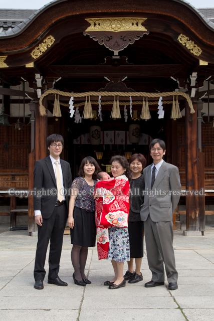 大阪ベビー写真、ベビーフォト、お宮参り写真、ロケーションフォト、出張写真の画像07