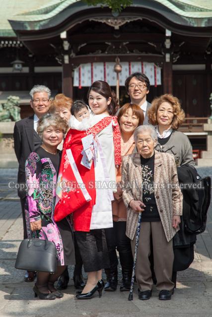 大阪ベビー写真、ベビーフォト、お宮参り写真、ロケーションフォト、出張写真の画像15