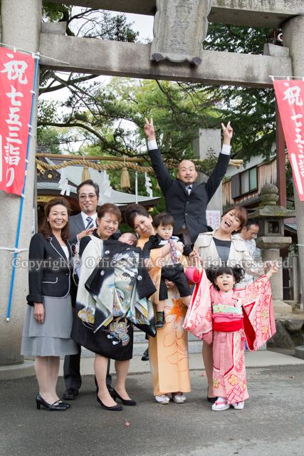 大阪ベビー写真、ベビーフォト、お宮参り写真、ロケーションフォト、出張写真の画像36