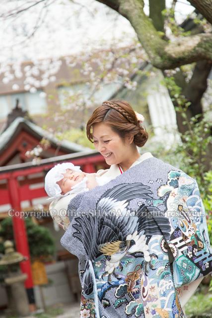 大阪ベビー写真、ベビーフォト、お宮参り写真、ロケーションフォト、出張写真の画像45