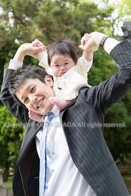 大阪ベビー写真、ベビーフォト、お宮参り写真、ロケーションフォト、出張写真の画像47