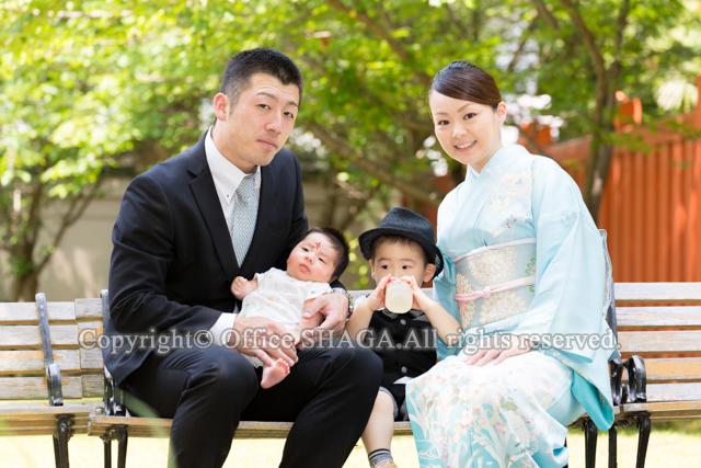 大阪ベビー写真、ベビーフォト、お宮参り写真、ロケーションフォト、出張写真の縦構図13
