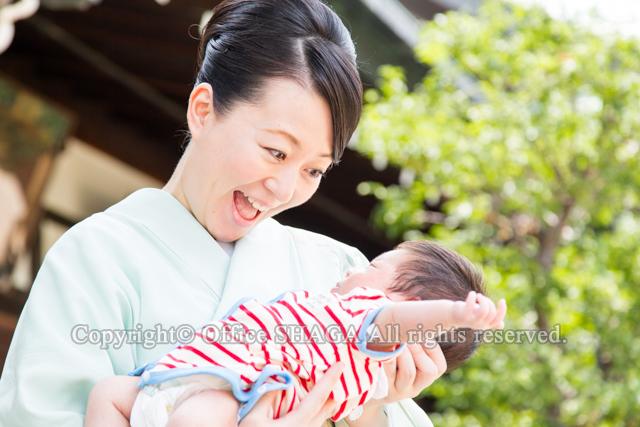 大阪ベビー写真、ベビーフォト、お宮参り写真、ロケーションフォト、出張写真の縦構図18