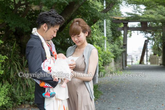 大阪ベビー写真、ベビーフォト、お宮参り写真、ロケーションフォト、出張写真の縦構図20