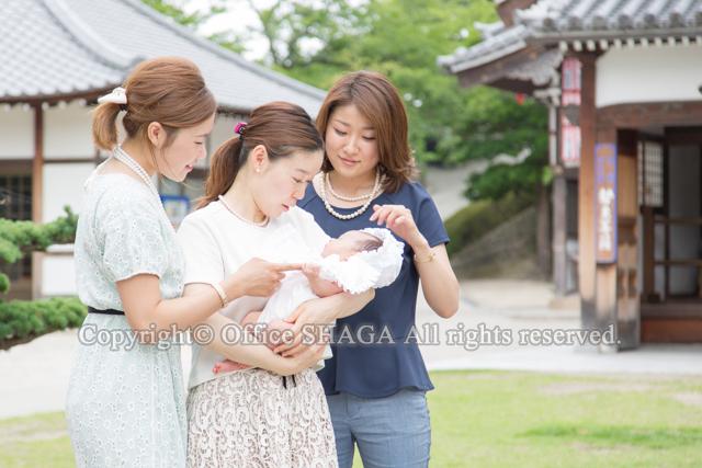 大阪ベビー写真、ベビーフォト、お宮参り写真、ロケーションフォト、出張写真の縦構図26