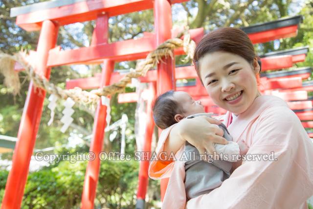 大阪ベビー写真、ベビーフォト、お宮参り写真、ロケーションフォト、出張写真の縦構図32