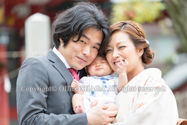 大阪ベビー写真、ベビーフォト、お宮参り写真、ロケーションフォト、出張写真の縦構図40