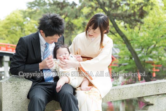 大阪ベビー写真、ベビーフォト、お宮参り写真、ロケーションフォト、出張写真の縦構図45