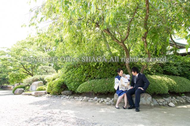 大阪ベビー写真、ベビーフォト、お宮参り写真、ロケーションフォト、出張写真の縦構図47